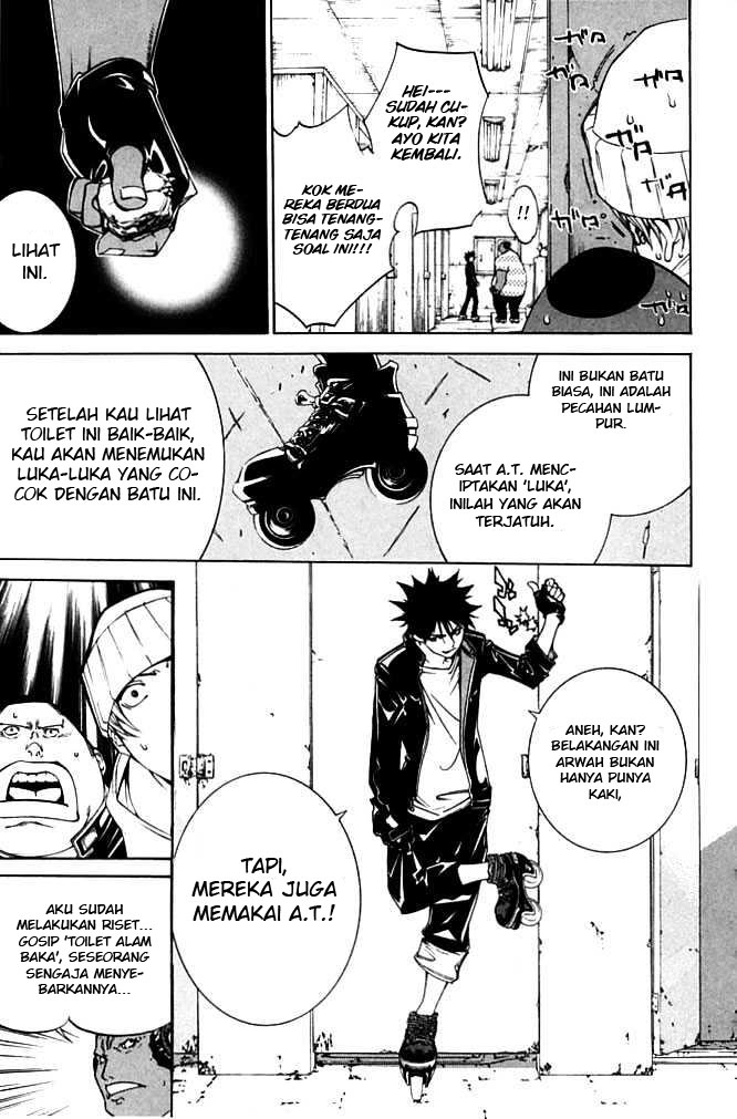 Baca Komik Air Gear Chapter 82 Komik Station