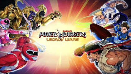 Power Rangers Legacy Wars: Street Fighter Showdown Todos os Episódios Online