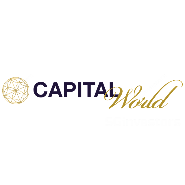 CAPITAL WORLD LIMITED. (1D5.SI) @ SG investors.io