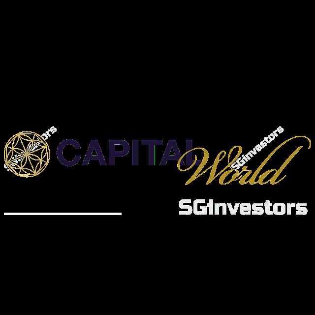 CAPITAL WORLD LIMITED. (1D5.SI) @ SG investors.io