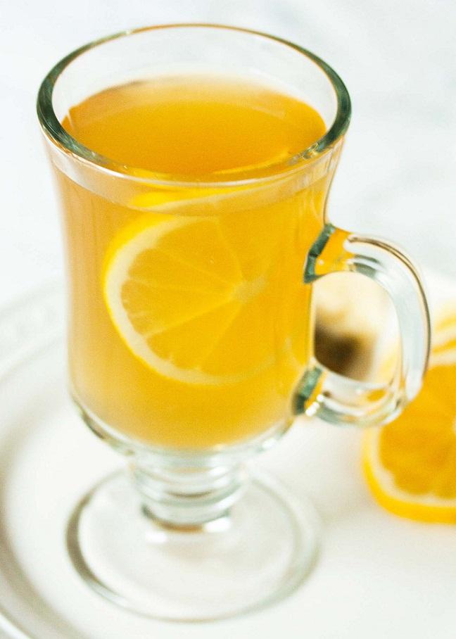 فوائد تناول الشاى بالليمون للتخسيس