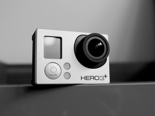 Hero3+ Action Camera with Accesories