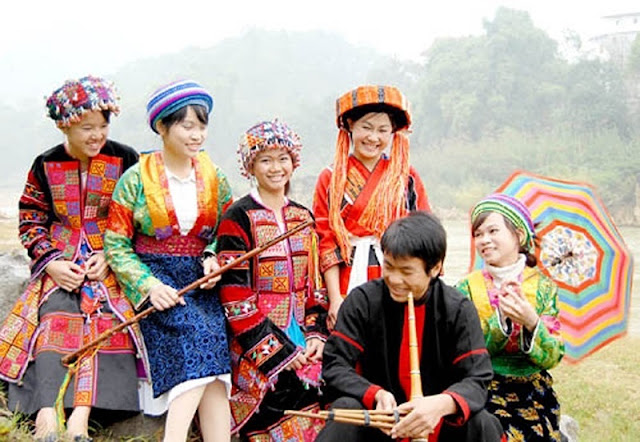 The Tet of Mong people In Ha Giang 1