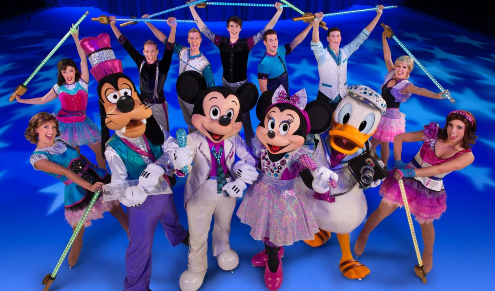 Disney on Ice em SP