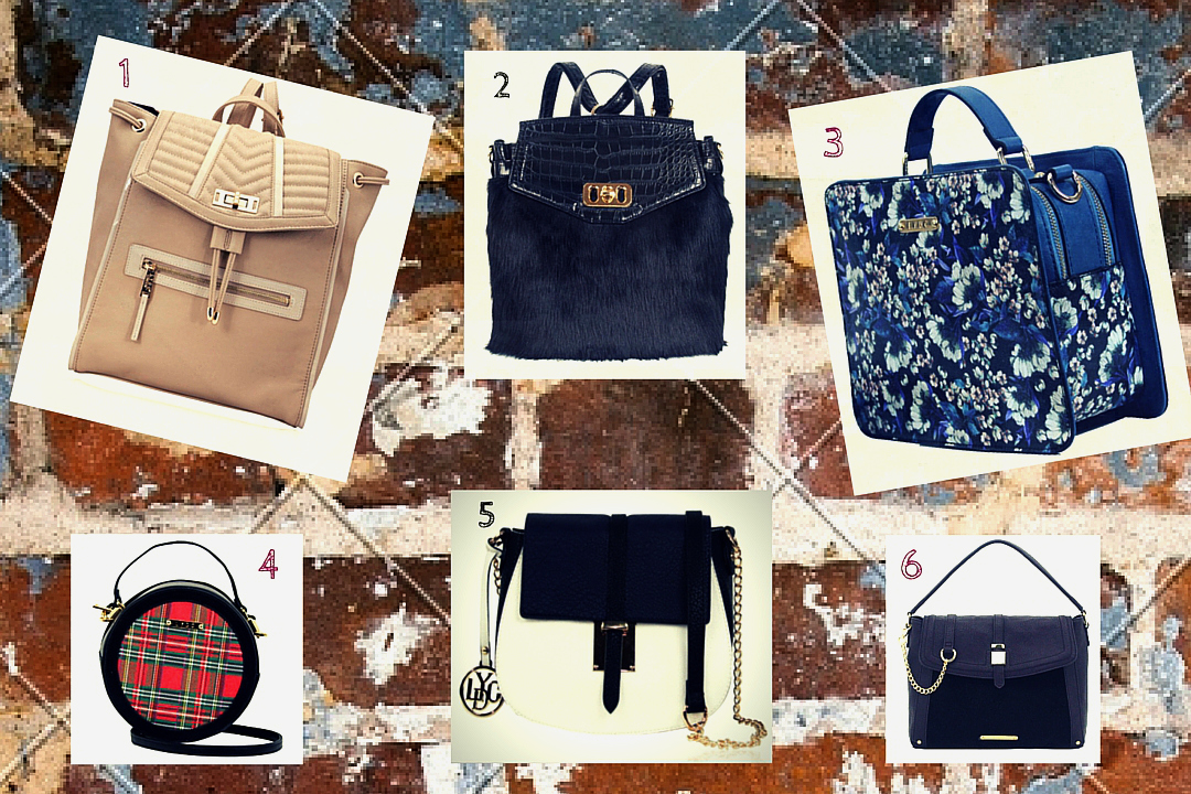 LYDC London Handbags, backpacks, grab bags, shoulder bags - 100 Ways to 30