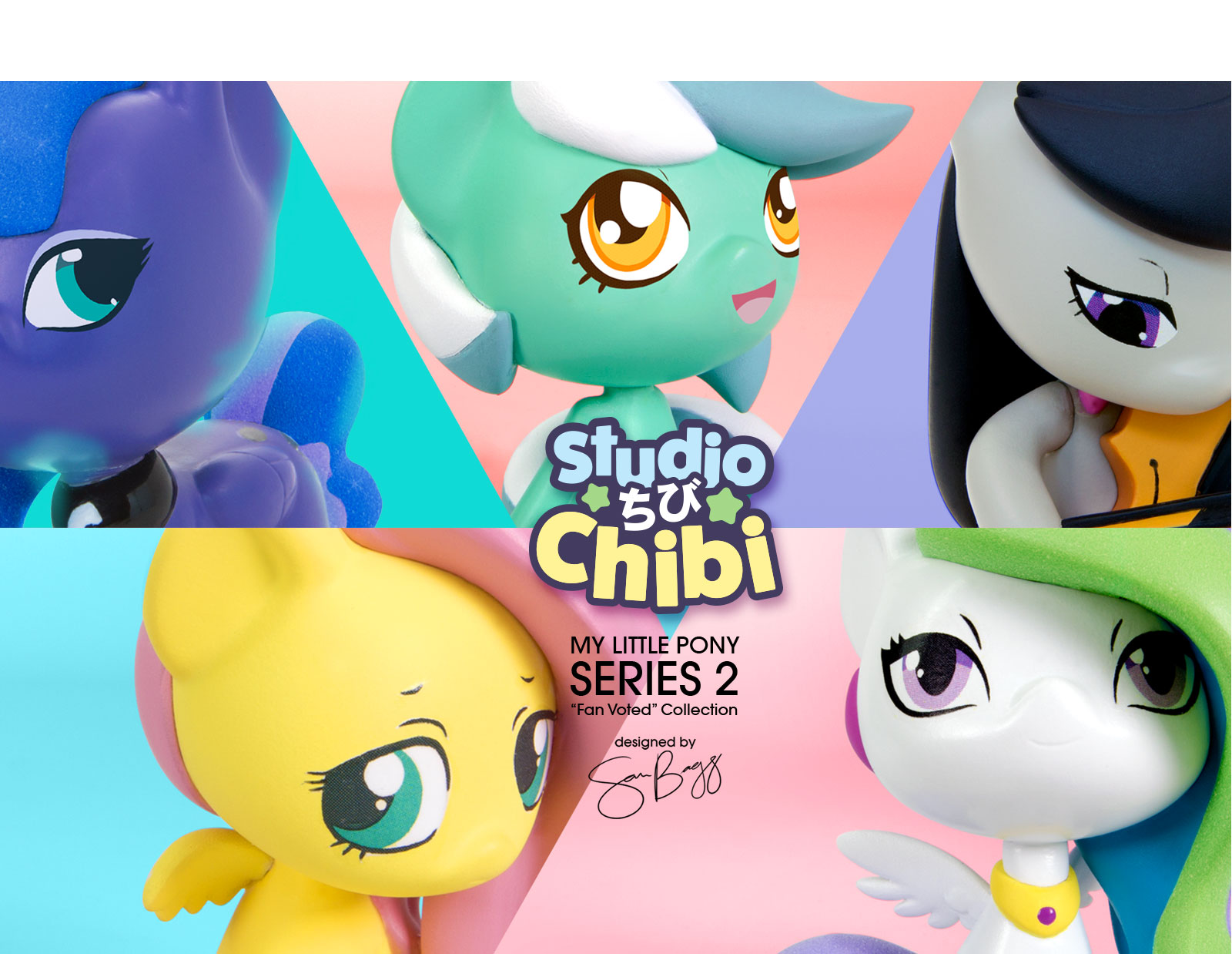 Pre Sale Starts For Series 2 Chibi Vinyl Figures By