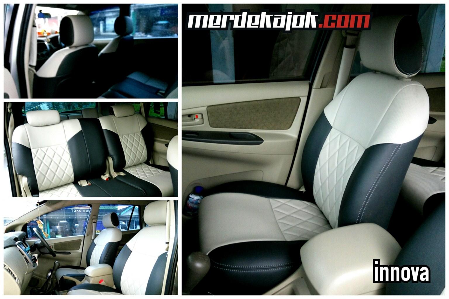 Modifikasi Jok Mobil Luxio Ottomania86