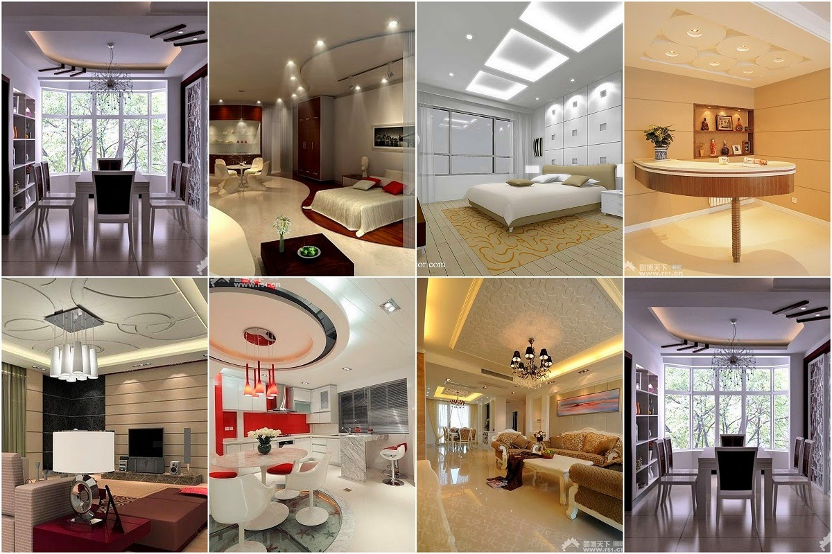 18 Newest Gypsum Board False Ceiling Designs For Beaming Home