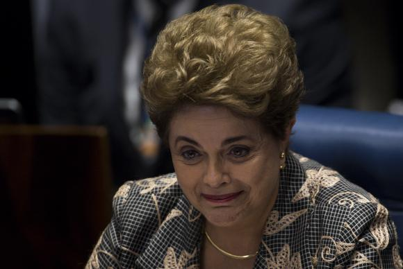 NEWS | Rousseff: Impeachment to Result in Indirect Election of Usurping Government