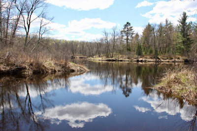 Kettle River, a tributary to the St. Croix, in Banning State Park