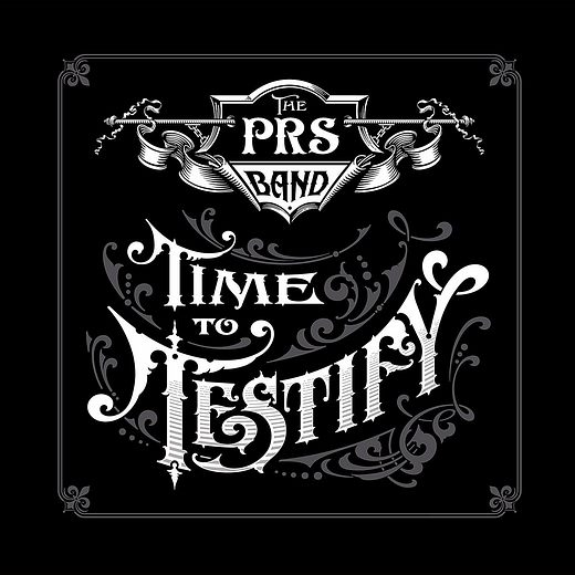 THE PAUL REED SMITH BAND - Time To Testify (2017) full
