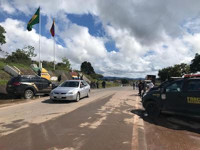 Fronteira entre Brasil e Venezuela é reaberta após decisão do TRF-1