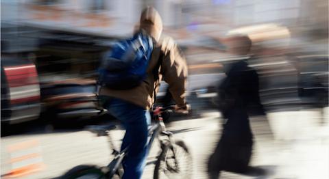 Kerékpárral gázolt el egy gyalogost Nyíregyházán – Bűnösnek mondta ki a bíróság