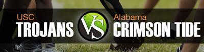 "NCAAF : Alabama, USC Clash at ""Jerry's World"" in Arlington"
