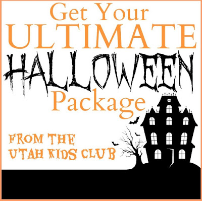 #Utah Kids' Club Ultimate Halloween Packages