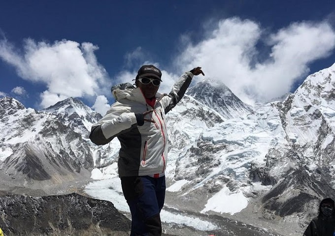 SA businesswoman becomes first black African woman to scale Mount Everest