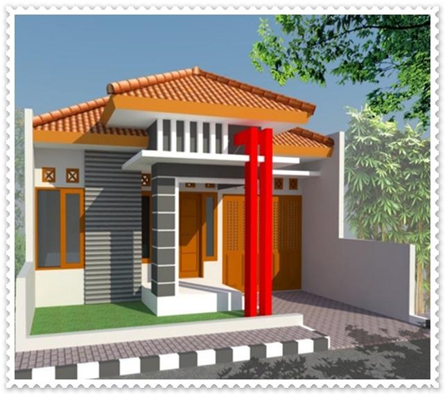 Contoh Desain Rumah Minimalis Type 36 2 Lantai | Wallpaper ...