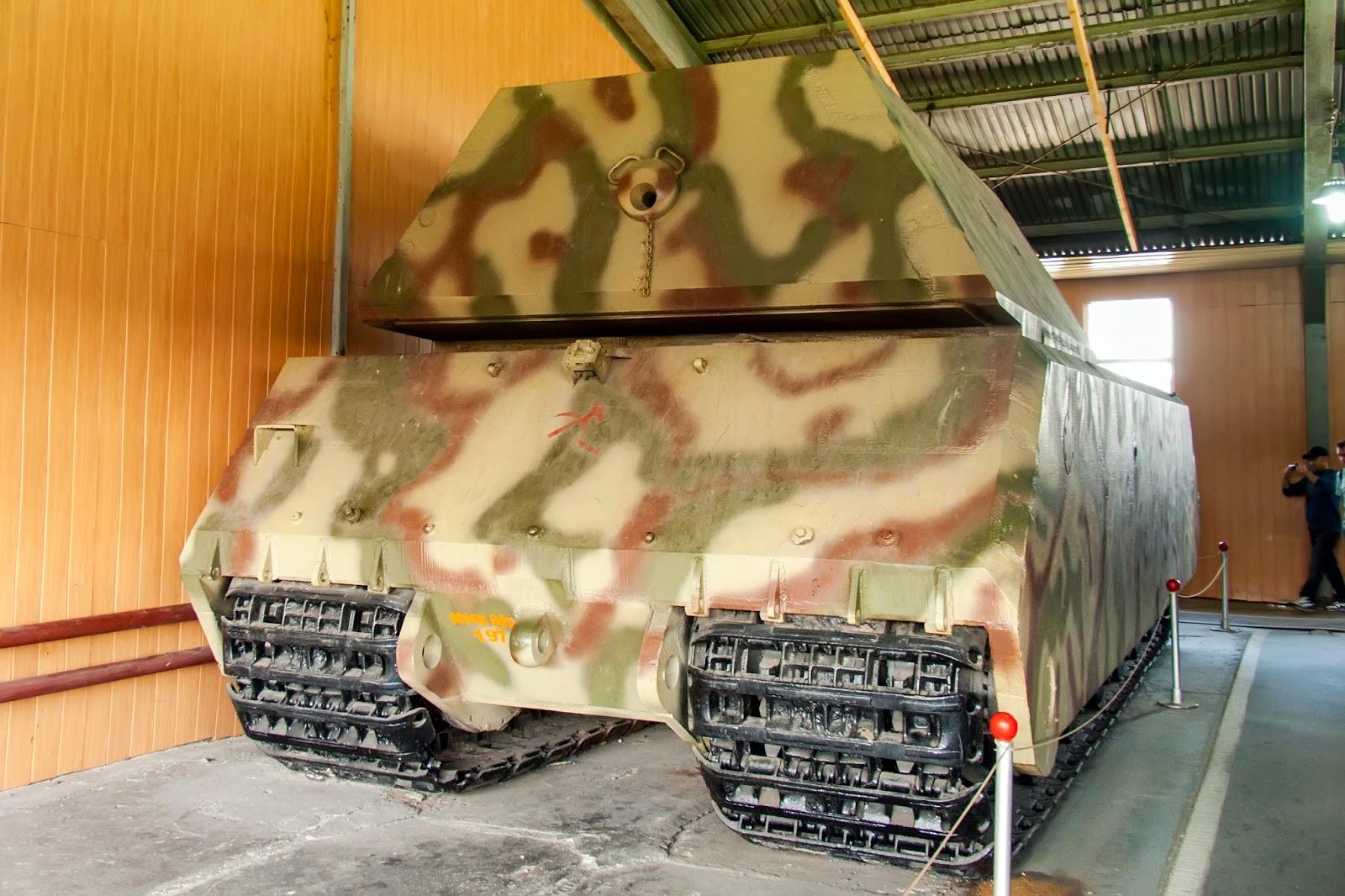Фото танка мауса