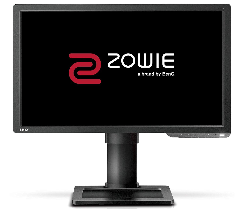 BenQ ZOWIE XL2411 Monitor e-Sport per PC, 24 pollici, 144 Hz, Grigio