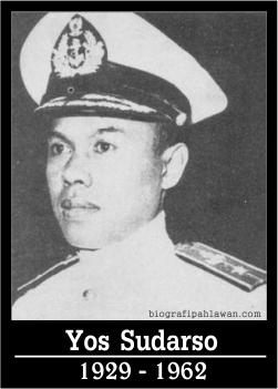 "Biografi Yos Sudarso ""Pahlawan Dari Salatiga, Jawa Tengah"