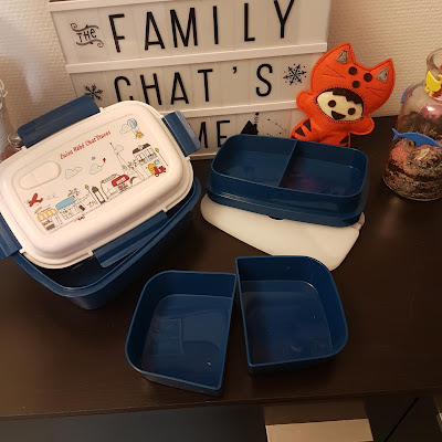 Vu d'ensemble de la Lunch box