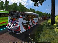 Map Tangkuban Perahu By OJEPEJE Euro Truck Simulator 2
