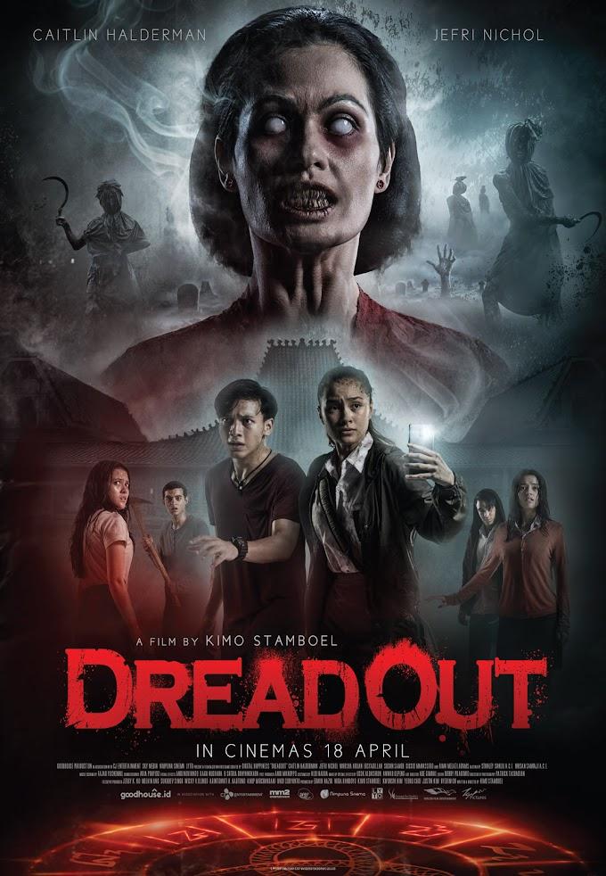 Peraduan Tiket Wayang: Filem DreadOut