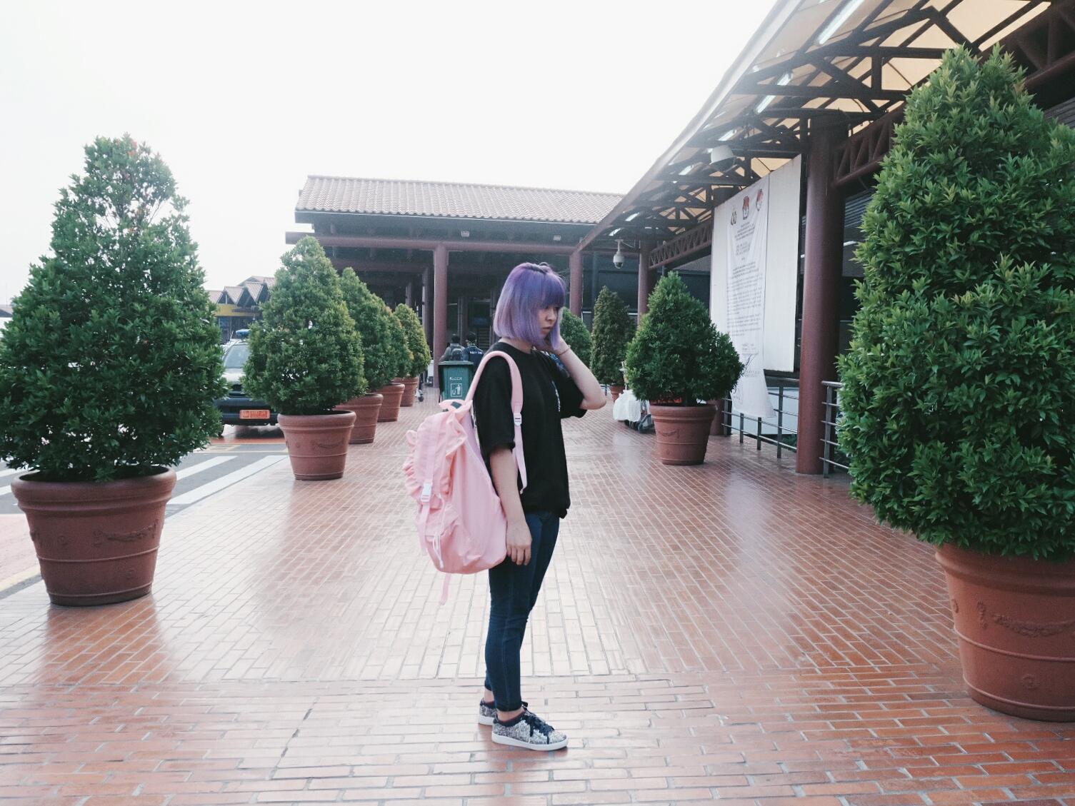 short escape to pontianak outfit | www.bigdreamerblog.com