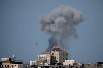 Israel responde a ataques vindos de Gaza