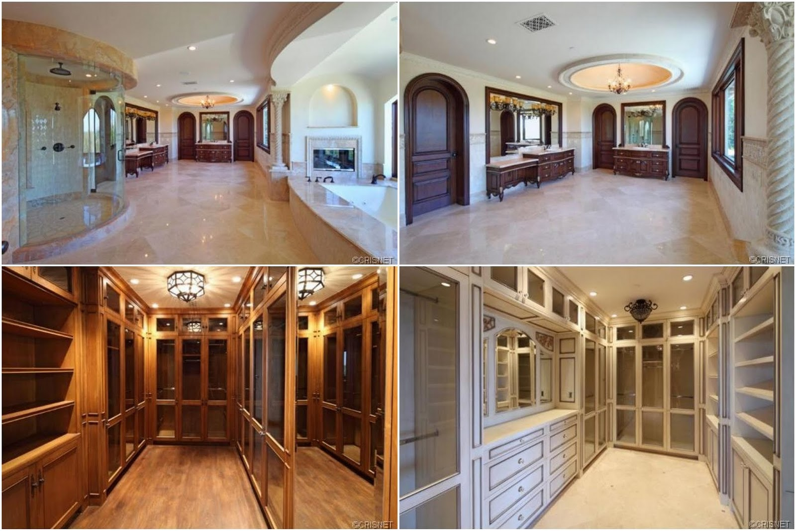 Celebrity real estate tamar braxton and vincent herbert for Homes for sale with hidden rooms