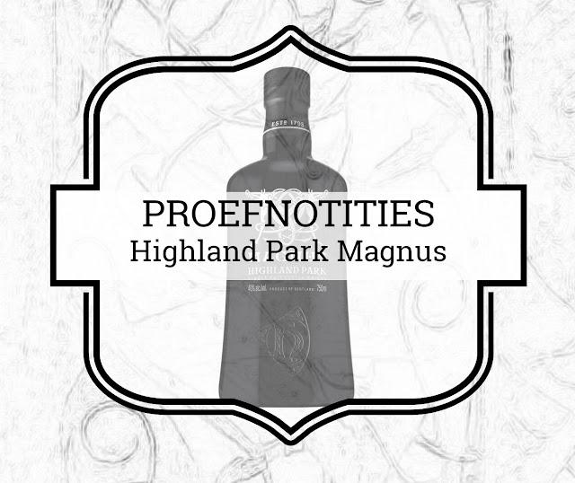 A Tasty Dram proefnotities Highland Park Magnus