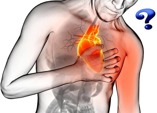 Síntomas de infarto y qué hacer cuando se está solo o sola