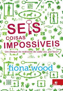 Capa do Livro Seis Coisas Impossíveis