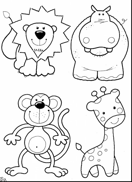 Wonderful Animal Coloring Pages With Coloring Pages Of And Coloring Pages  Of Birds  Unbelievable Cartoon Owl
