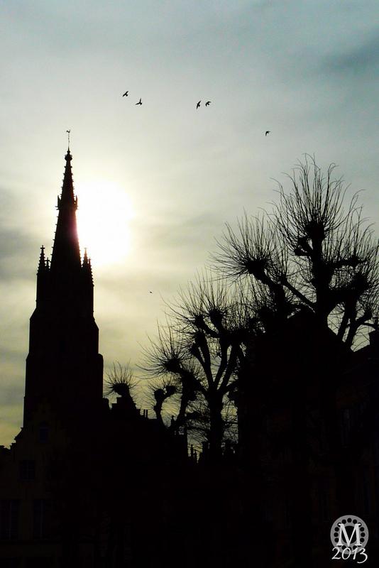 Weekend in #Bruges, Belgium - Trip Report