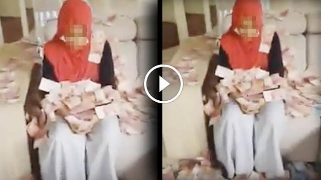 Dituding Pelakor, Wanita ini Kasih Klarifikasi Lewat Video dan Tak Merasa Bersalah