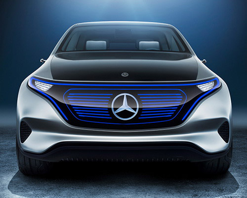 www.Tinuku.com Mercedes-Benz Generation EQ concept confirms future electric car brand