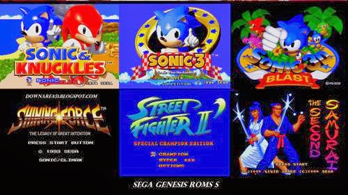 Sega Genesis Roms S - Download Game PS1 PSP Roms Isos | Downarea51