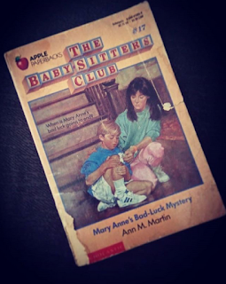 Mary Annes Bad Luck Mystery The BabySitters Club #17 Ann M Martin
