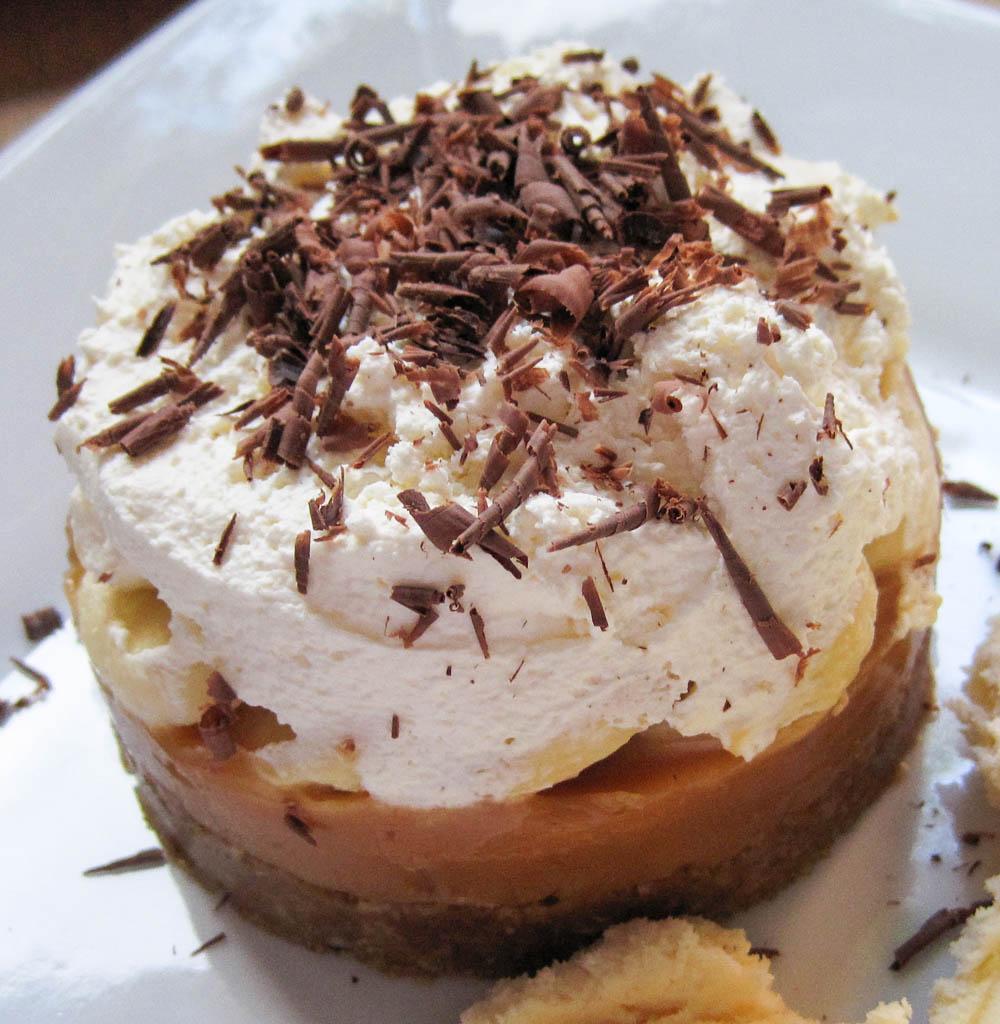 Individual Banoffee Pie