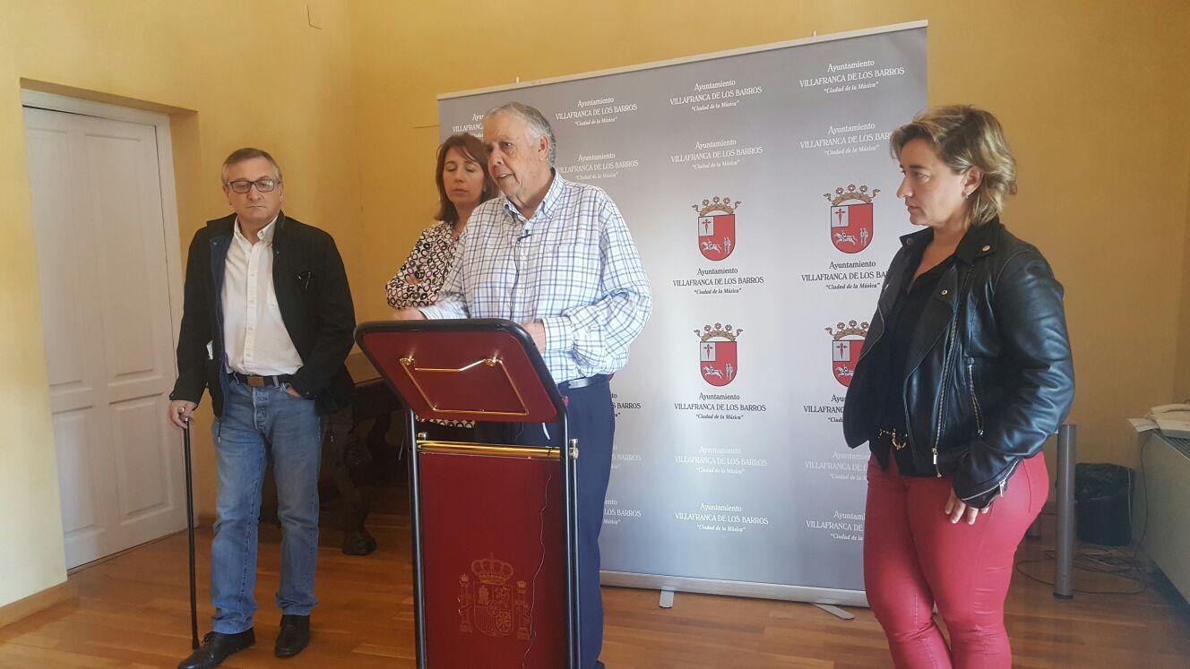 EL JUZGADO DE VILLAFRANCA ACUERDA EL SOBRESEIMIENTO PROVISIONAL Y EL ARCHIVO DE LA DENUNCIA DEL ALCALDE POR MALVERSACIÓN DE FONDOS PÚBLICOS.