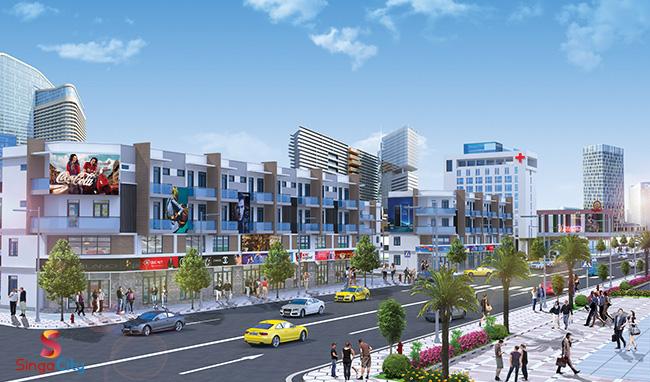 Dự án đất nền Singa City Quận 9 -2