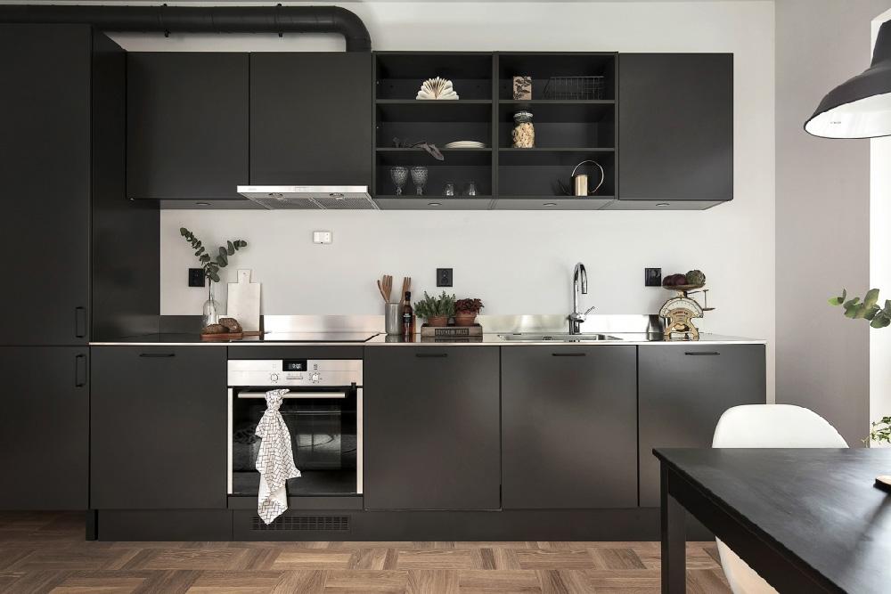 Il colore nero nella decorazione d interni blog di for Blog decorazione interni