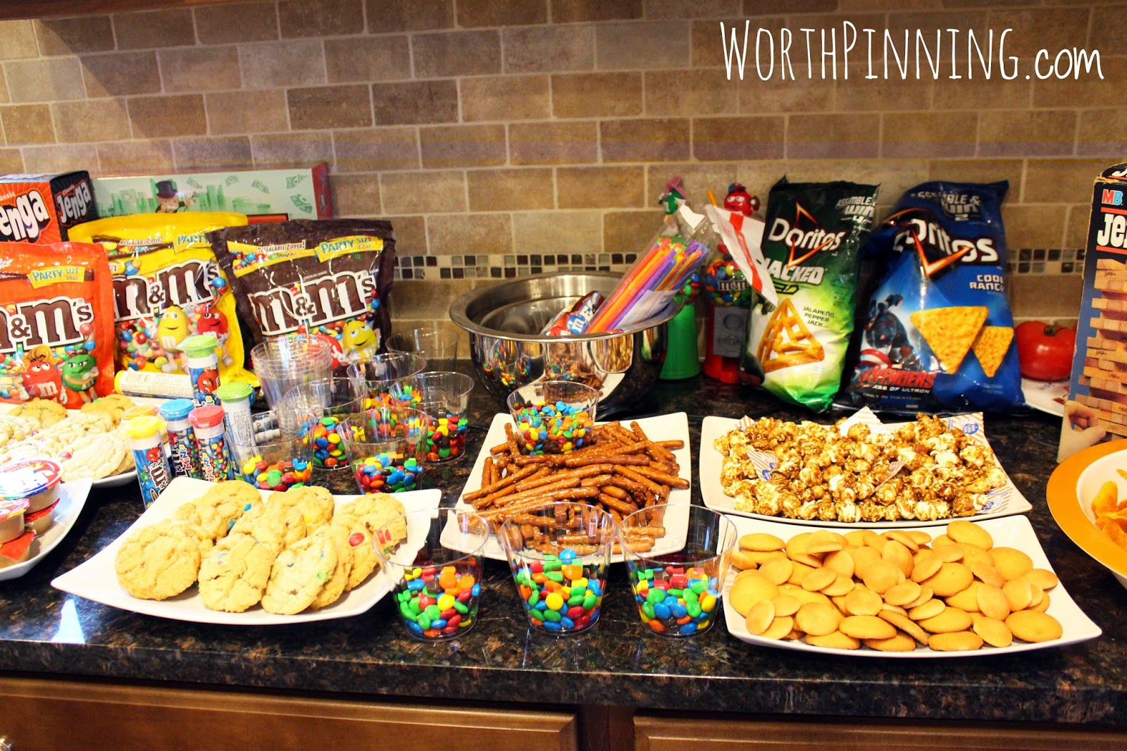 24 best images about 5 Second Rule® - Game on Pinterest  |Game Night Food