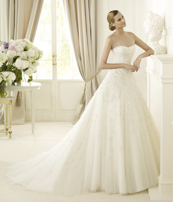 Pictures Of Wedding Gowns 2013