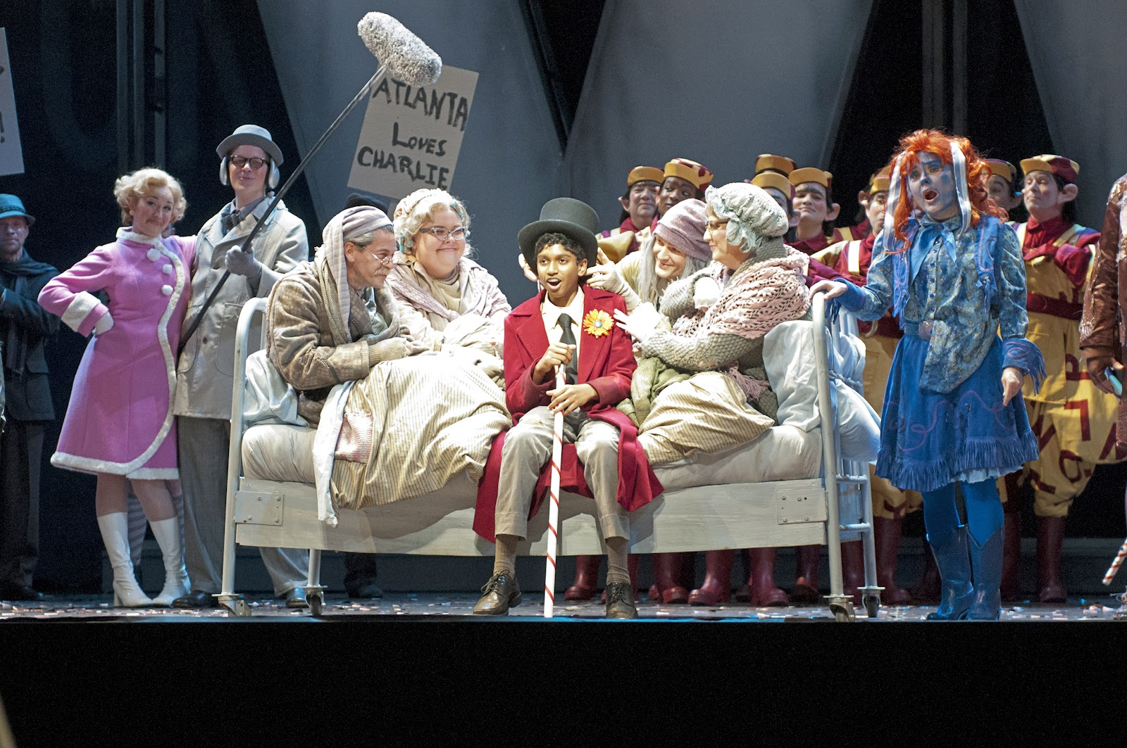 The Atlanta Opera Sneak Peek Of The Golden Ticket