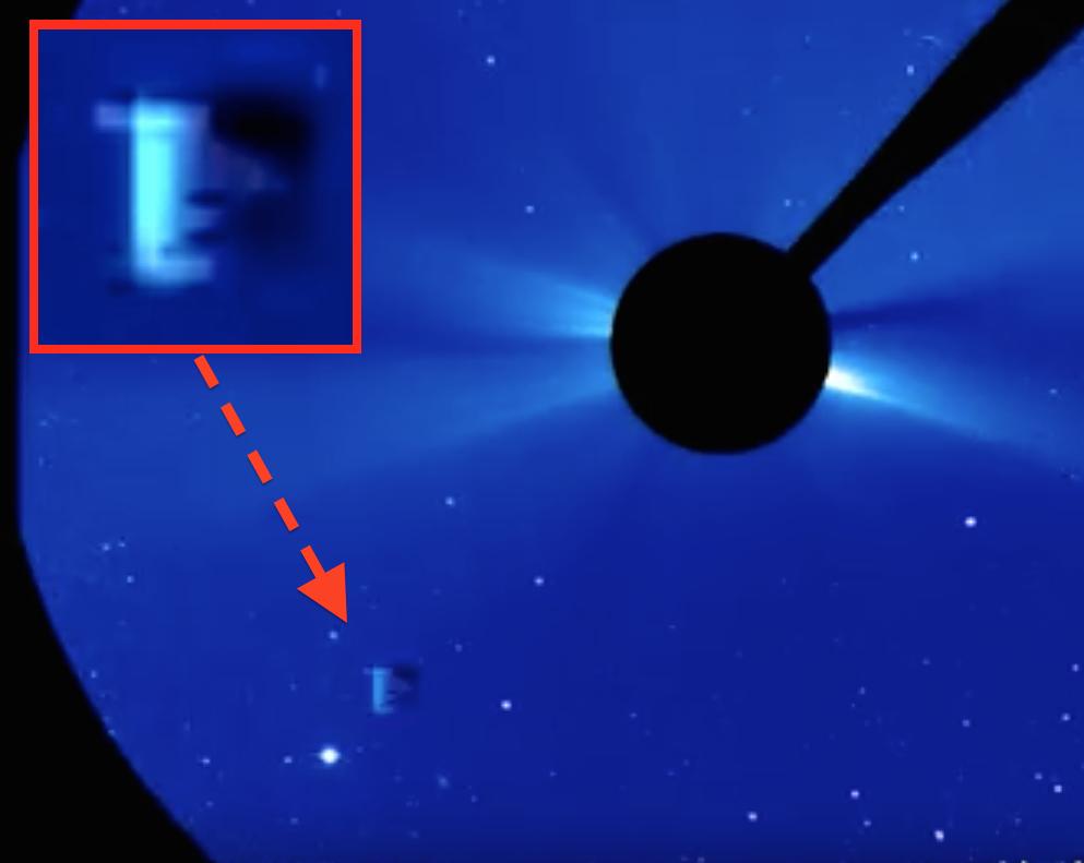 nasa sun ufo - 993×791