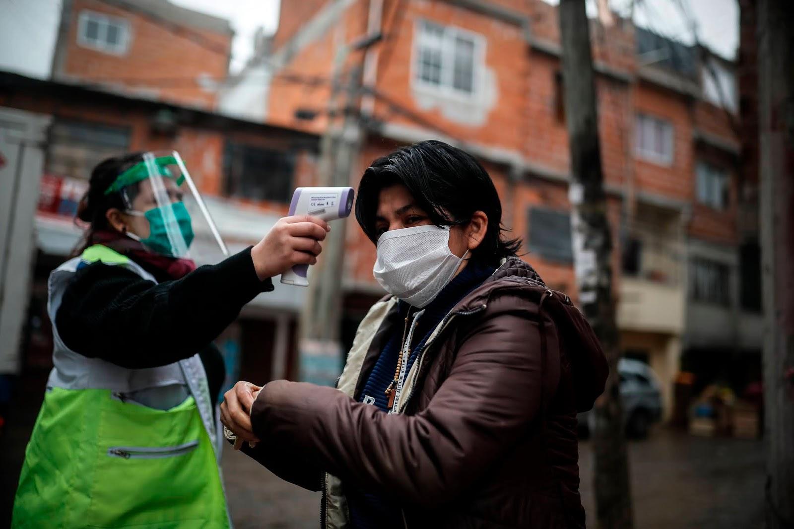 Coronavirus en Argentina: Otras 48 personas murieron y 2.335 fueron diagnosticadas en el país