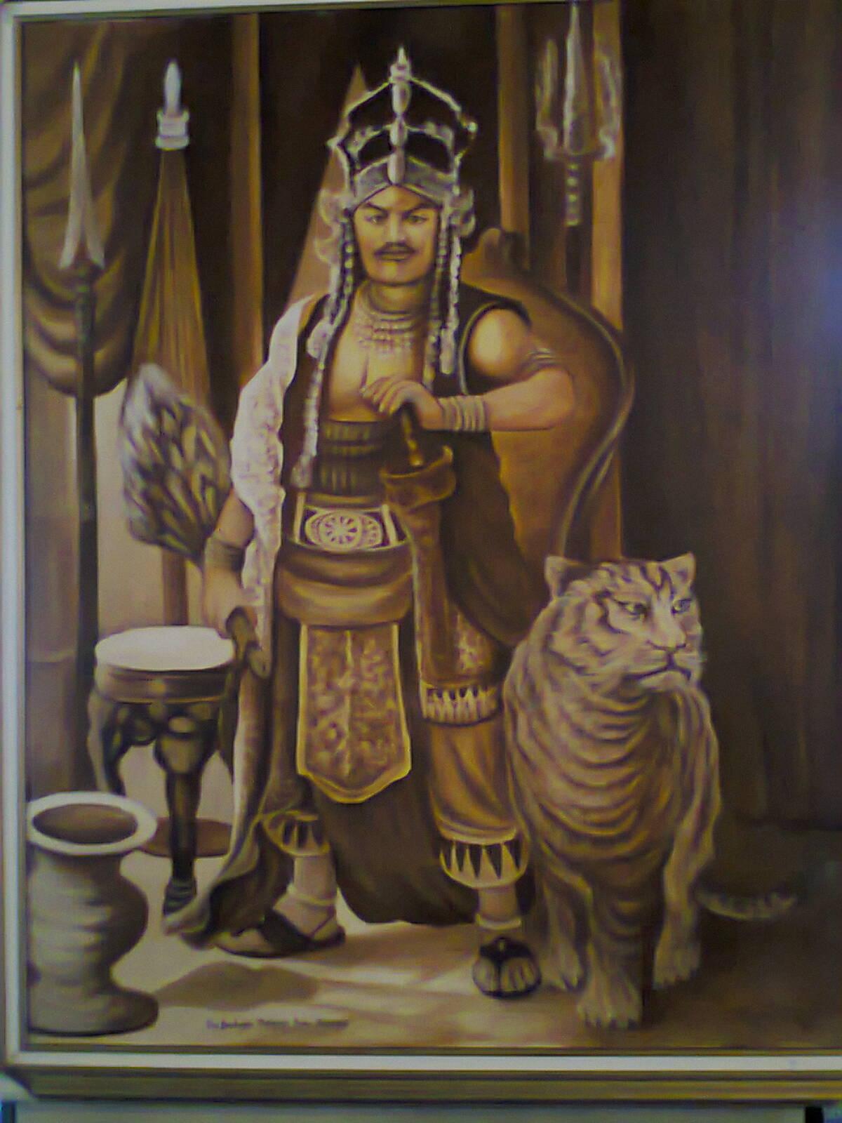 Kisah Prabu Kian Santang dan Sayyidina Ali R.a ~ Ahmad ...