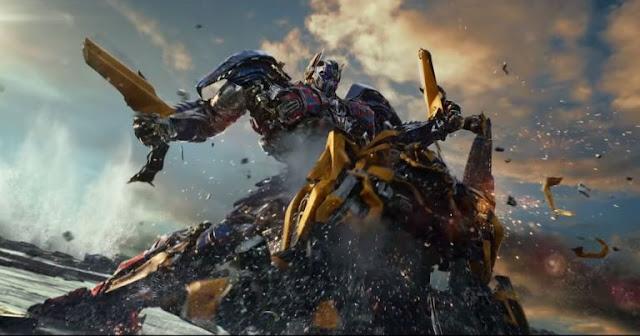 Análise Transformers: O Último Cavaleiro